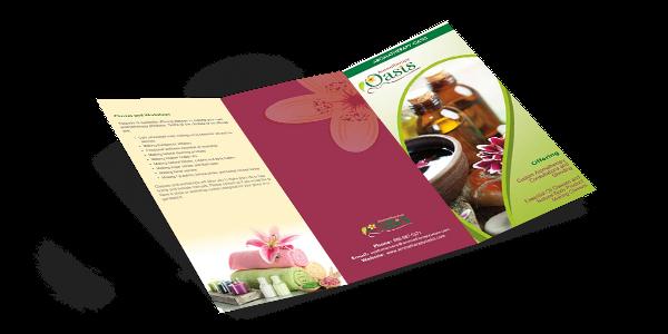 tri-fold brochure design company